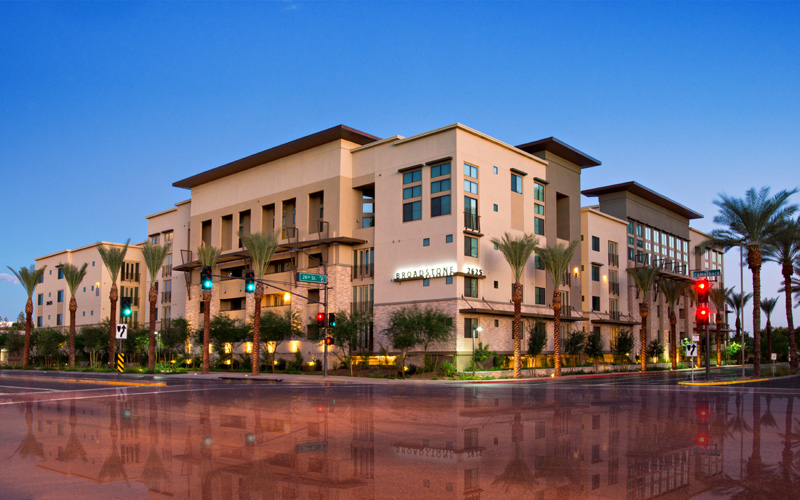 Apartment Pictures and Floorplans. Broadstone Camelback Exterior